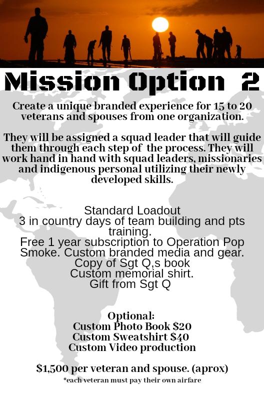 mission option 2 operation restore hope